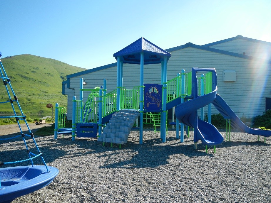 Karluk School Playground